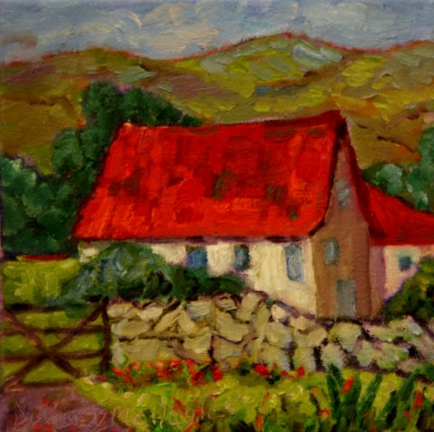 THANKSFUL A NEW PAINTING BY DORSEY MCHIGH