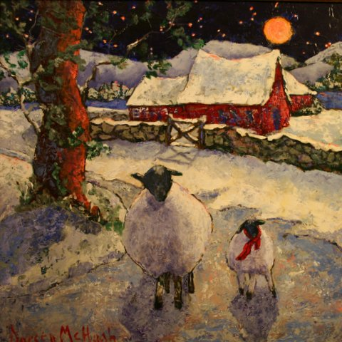The best is yet to come - new blog post and painting by Dorsey McHugh