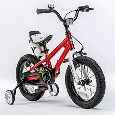 RoyalBaby Freestyle Kids Bike for Boys and Girls