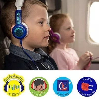 Buddy Phones, Volume limiting Kids Headphone