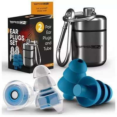 brison noise cancelling ear plugs