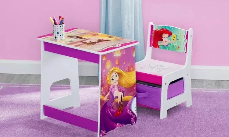 Princess Chair for Toddlers