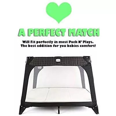 NapYou Exclusive Pack n Play Mattress