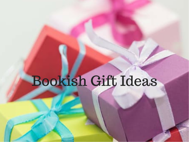 Bookish Gift Ideas