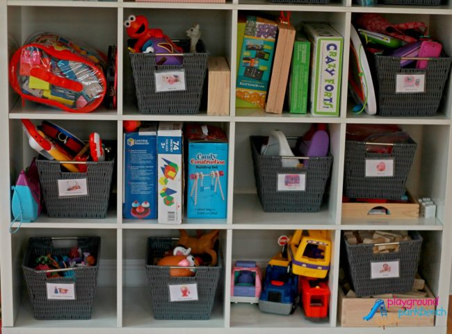 10 Kids Playroom Organization Ideas Essentials