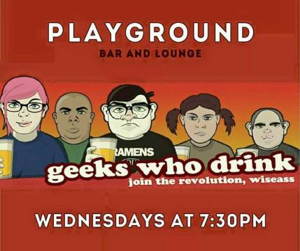 Geeks Who Drink Quiz For a Cause with S.Y.STEM Coalition