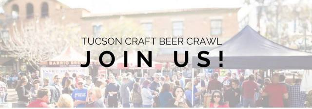 Tucson Craft Beer Crawl w/ Shrimp Chaperone Live