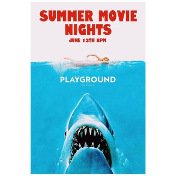 Summer Movie Nights with JAWS