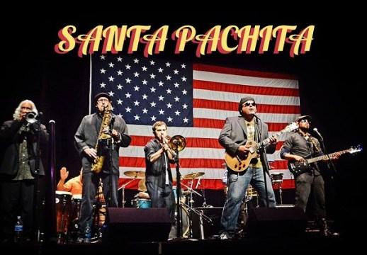 Santa Pachita LIVE