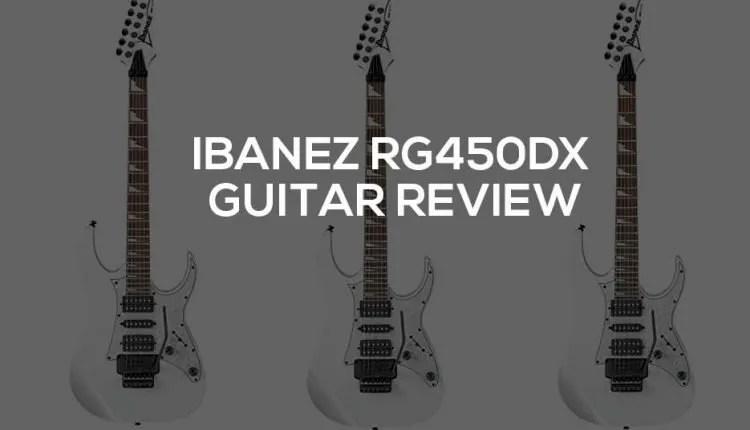 Ibanez Rg450dx Guitar Review