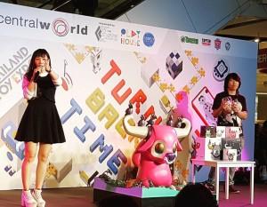 ประมูลควาย Kwaii Coarse JPX thailand toy expo auction 370000 baht