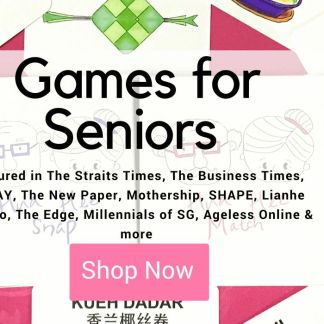 Games to Engage Seniors | Hua Hee - Card Games to fight dementia