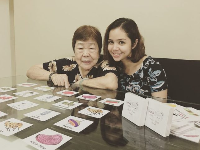 After experiencing the pain of dementia at home, Christel Goh creates games for people and communities to engage seniors.