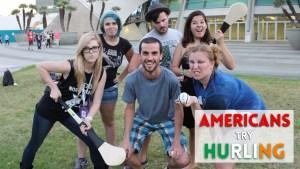 americans try hurling