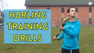 hurling training drills