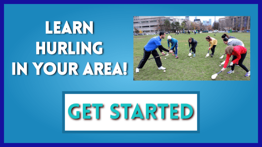 learn hurling in your area