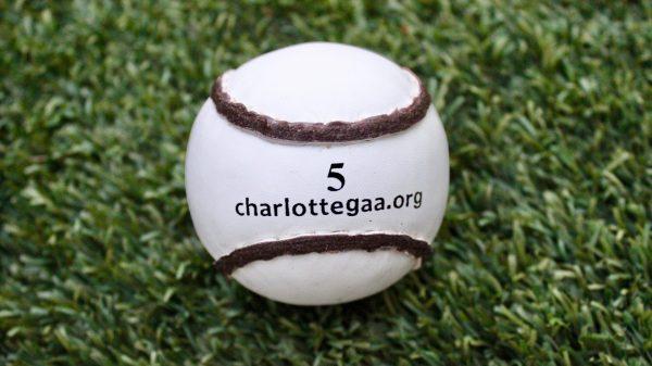 Charlotte GAA sliotars