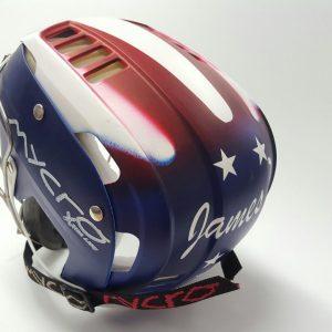 Hurling Helmet Mycro American Flag