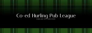 Co-ed Hurling Pub League Charlotte GAA North Carolina