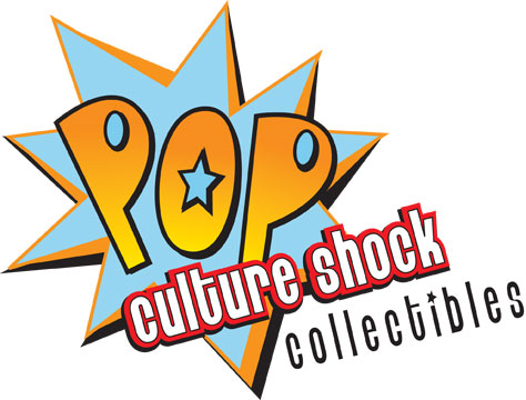 POP Culture Shock Collectibles logo