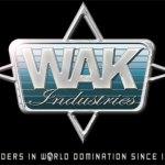 WAK Industries logo