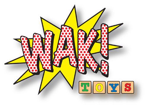 WAK Toys logo