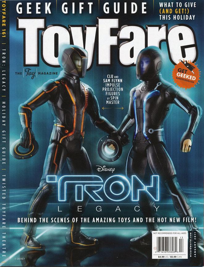 ToyFare #161