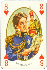 8 of hearts Face et Dos deck Empire by Carta Mundi