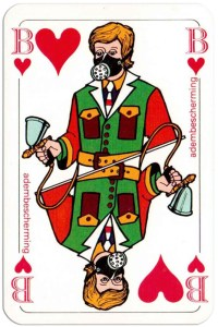 #PlayingCardsTop1000 – Jack of hearts Deck Bouw Veilig for Dutch building company
