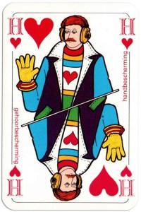 King of hearts Deck Bouw Veilig for Dutch building company