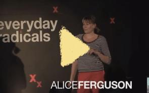 Alice's TEDxBedford talk