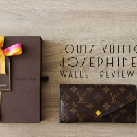 Louis Vuitton JOSEPHINE Wallet Review