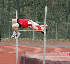 nick high jump