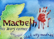 Macbeth bloody hand