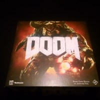 Tabletop Review: DOOM: The Board Game