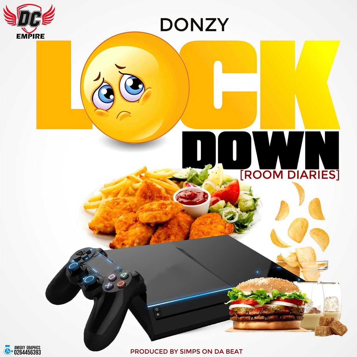 Donzy - Lock Down