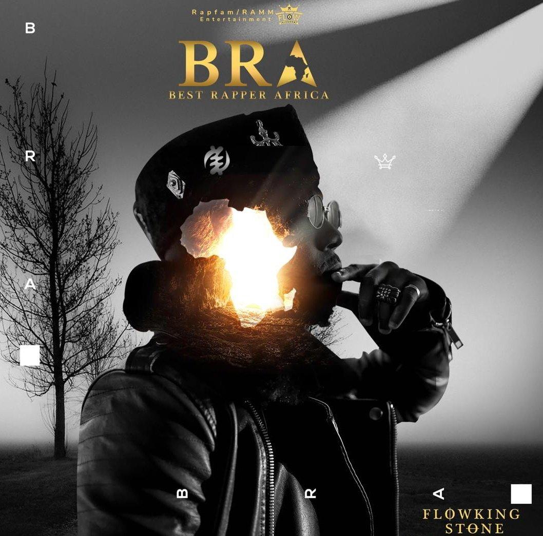 Flowking Stone - Best Rapper Africa (BRA)