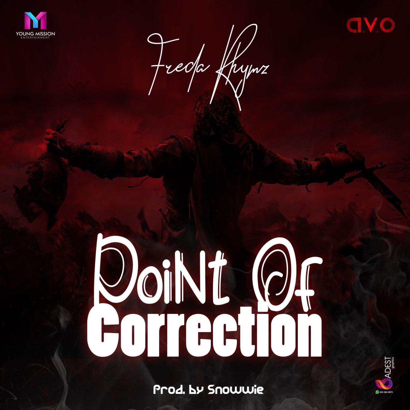 Freda Rhymz - Point of Correction