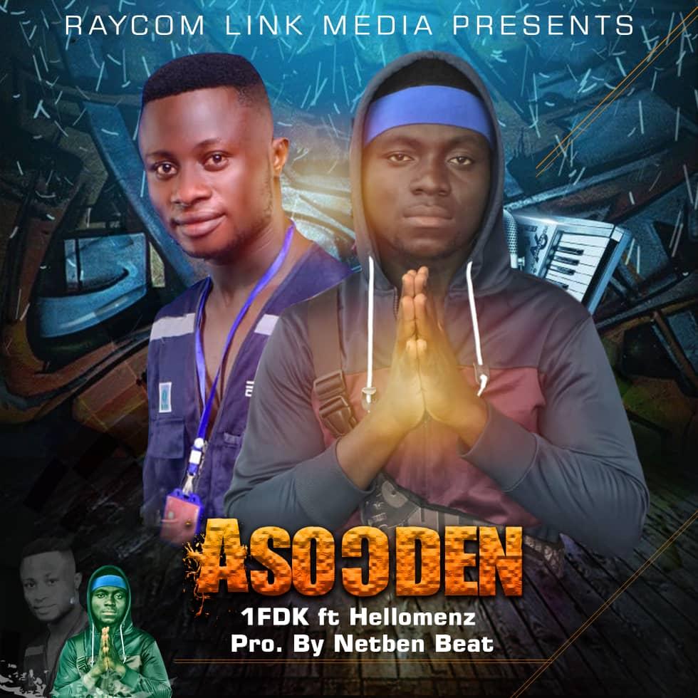 1FDK – Asocden (feat. Hellomenz)