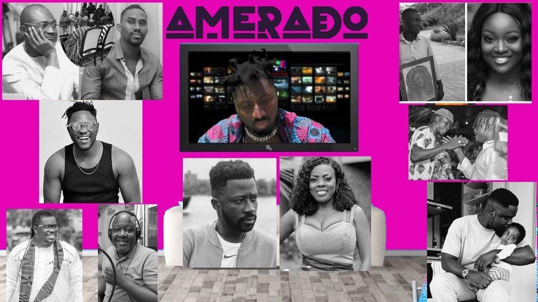 Amerado - Yeete Nsem (Episode 6)