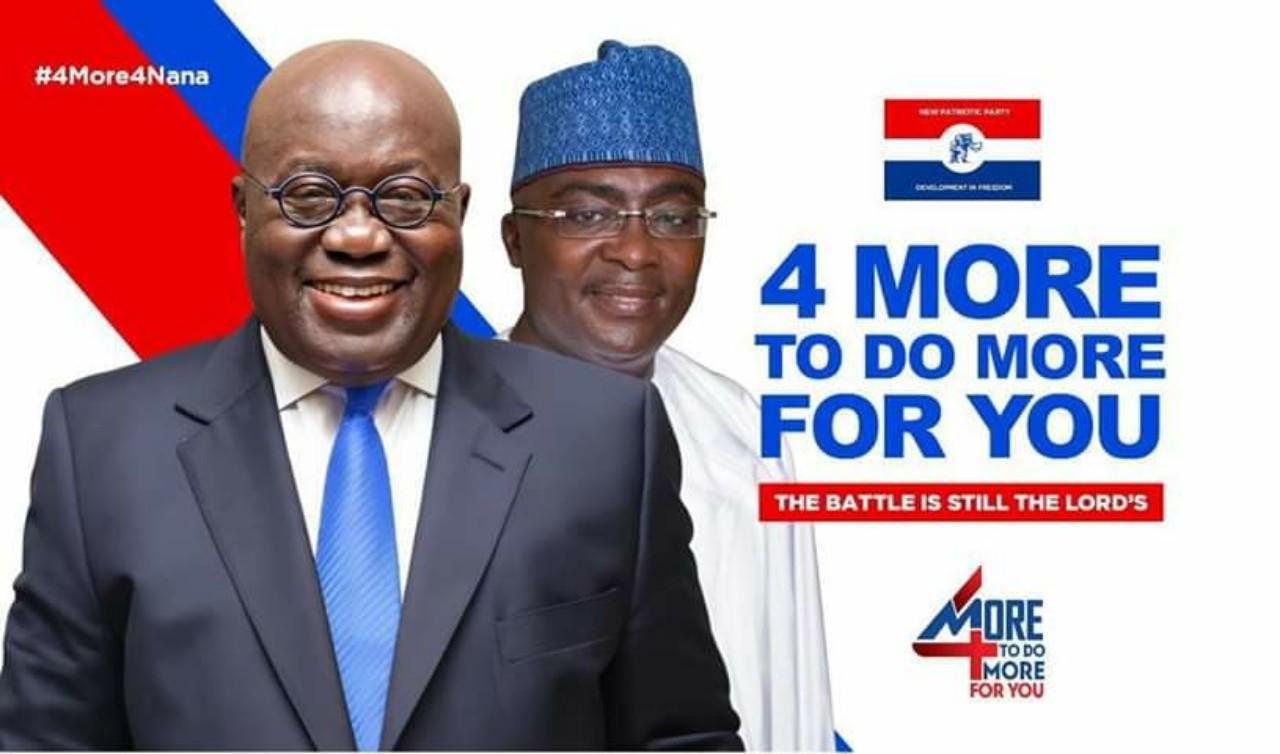 4 More for Nana (NPP 2020 Campaign Song)