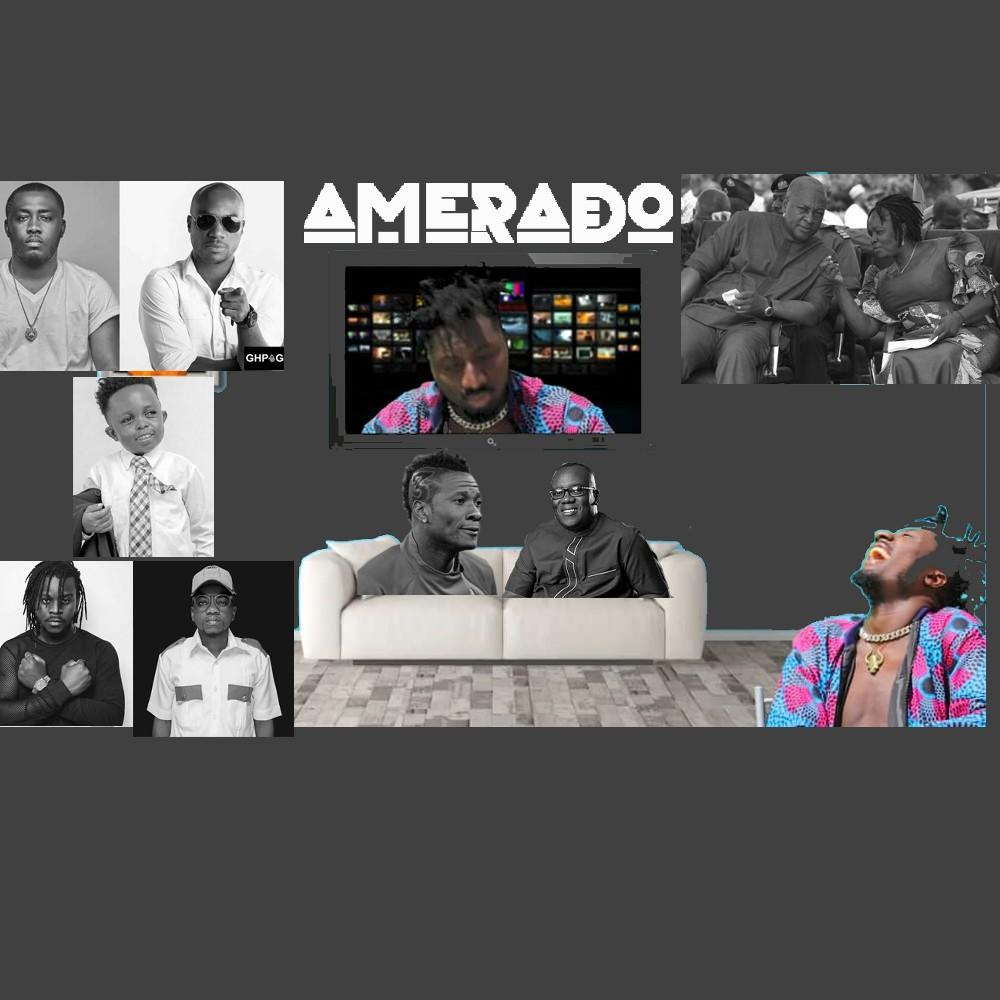 Amerado - Yeete Nsem (Episode 8)
