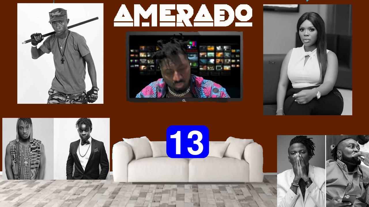 Amerado & Clemento Suarez - Yeete Nsem (Episode 13)