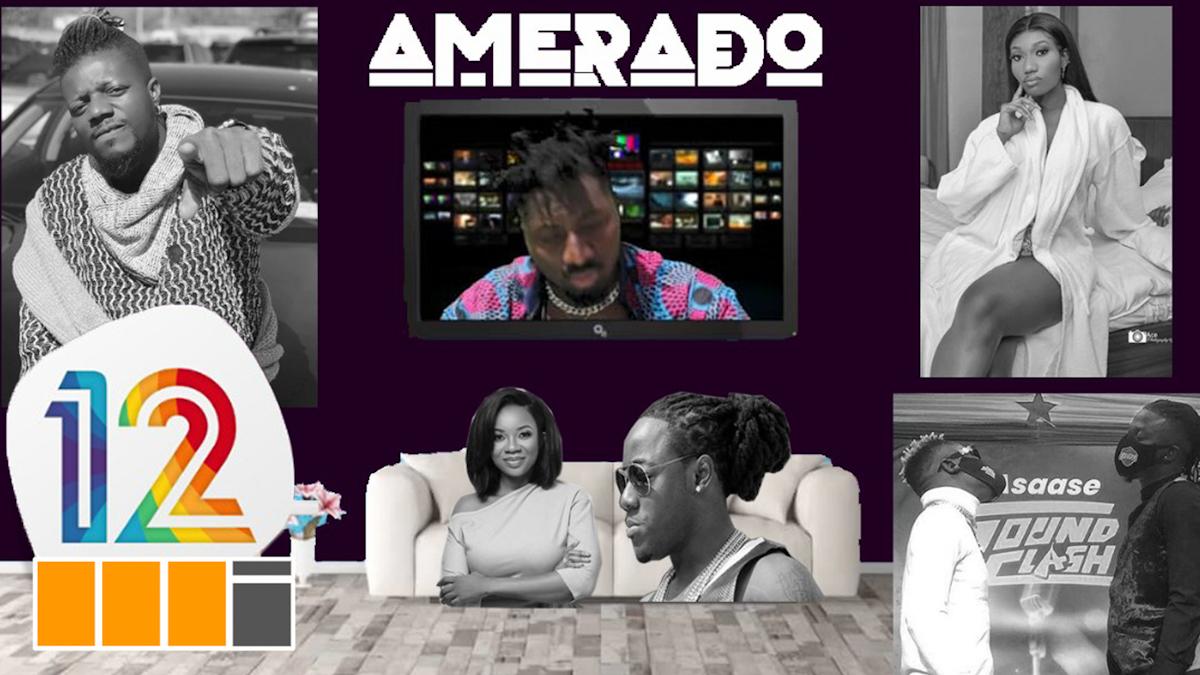 Amerado - Yeete Nsem (Episode 12)