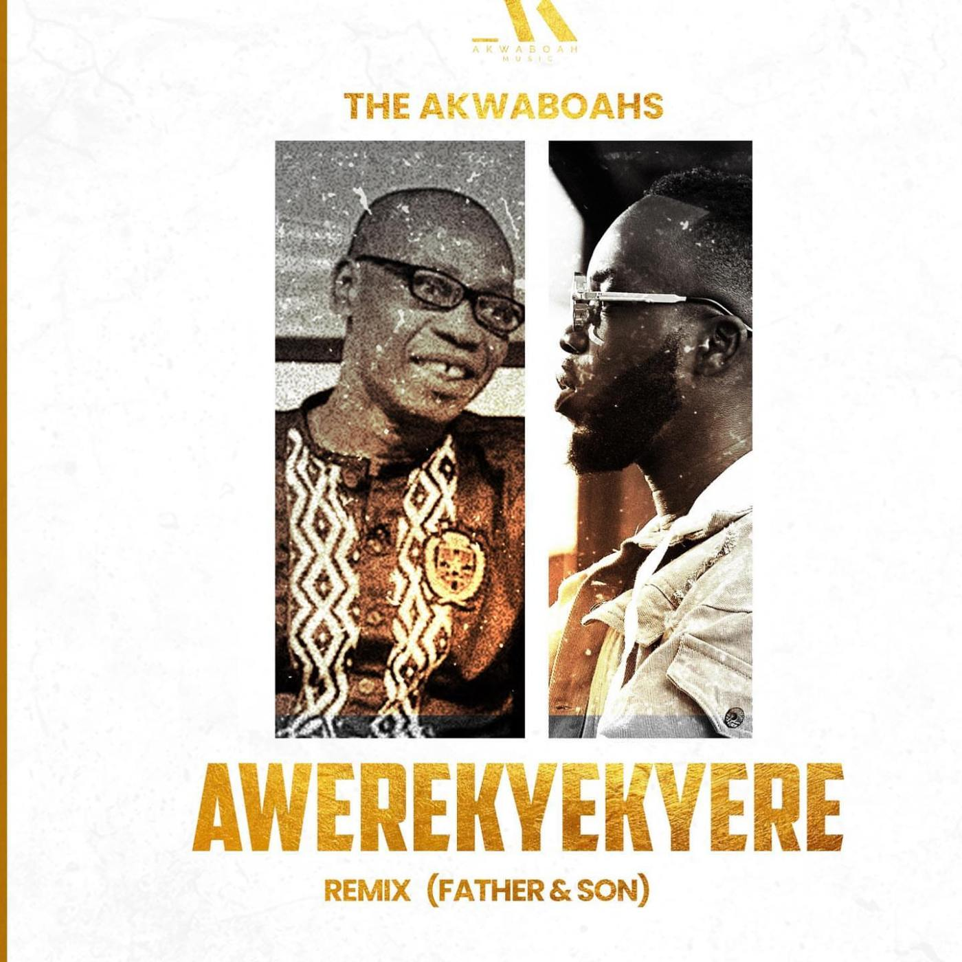 The Akwaboahs - Awerekyekyere (Remix)