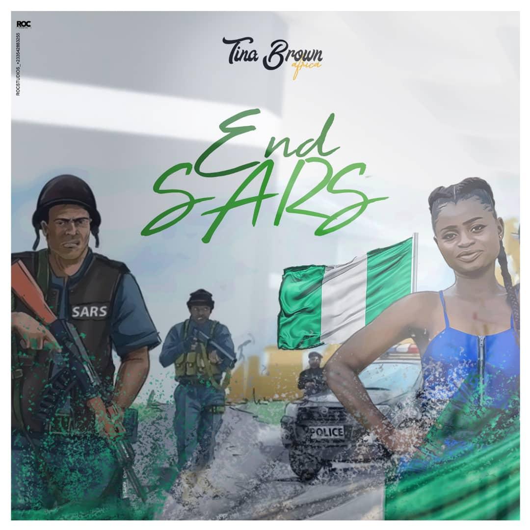 Tina Brown Africa - End SARs