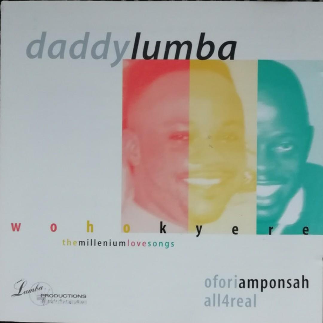 Daddy Lumba & Ofori Amponsah - Wo Nkoaa