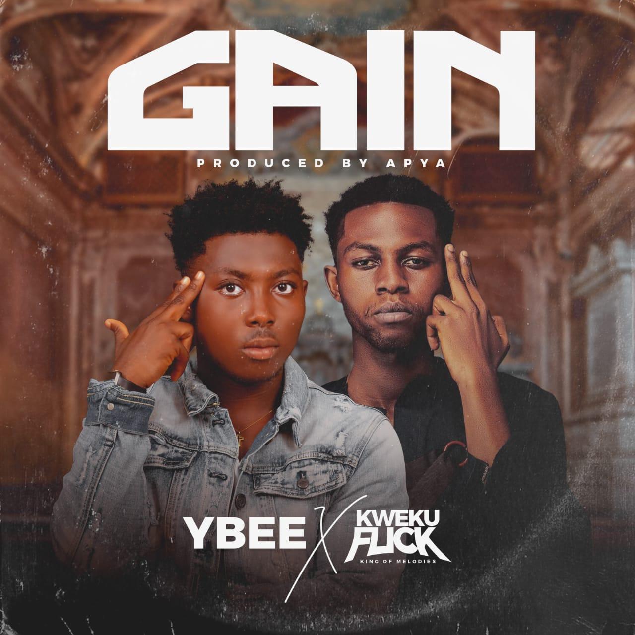 Y-Bee - Gain (feat. Kweku Flick)