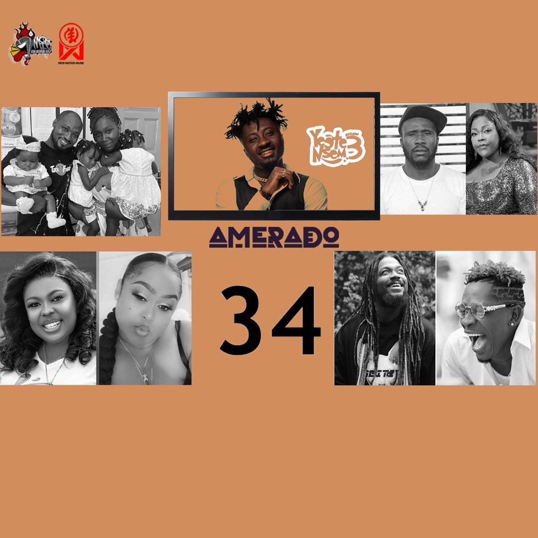 Amerado - Yeete Nsem (Episode 34)