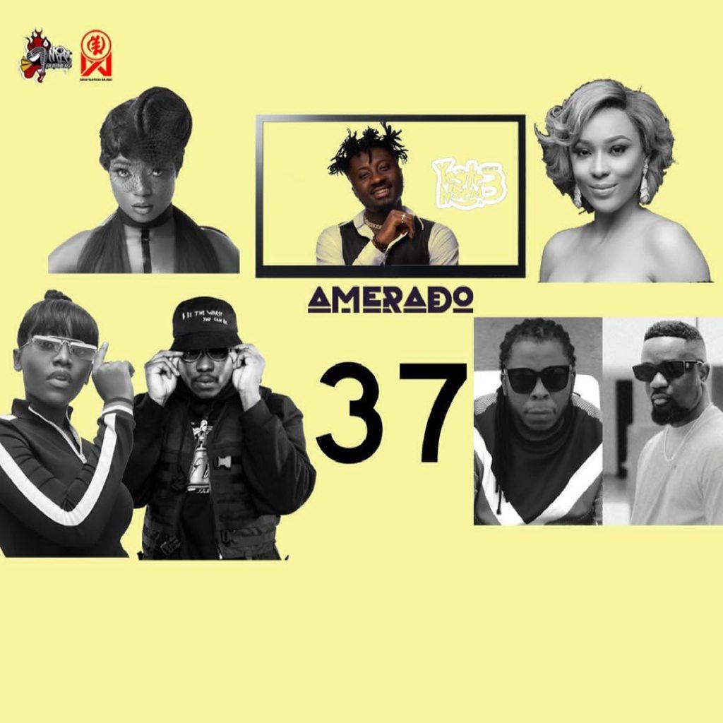 Amerado, Lokal & Ekuation - Yeete Nsem (Episode 37)